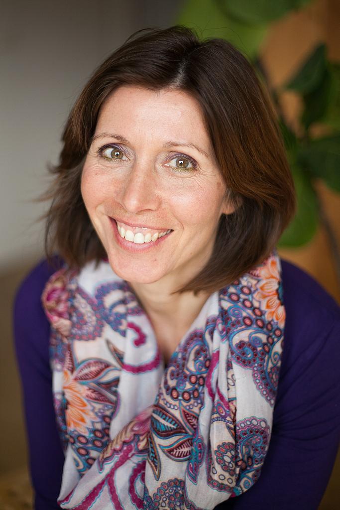 Familientherapeutin Margit Dahlmann
